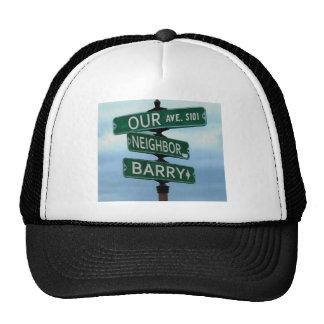 Our Neighbor Barry Trucker Hat