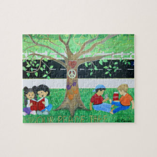 Our Peace Tree Anti-Bullying Puzzle