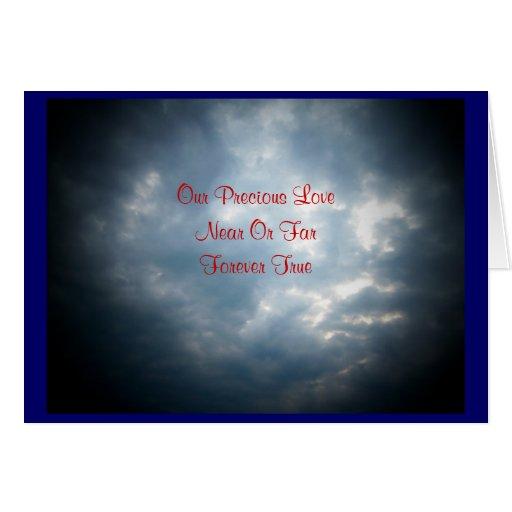 Our Precious Love, Near Or Far, F... Cards