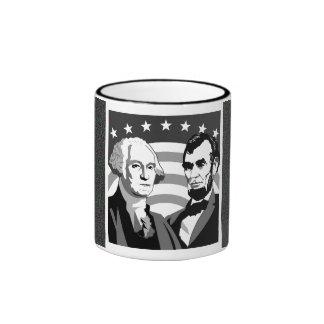 Our Presidents - Ringer Mug