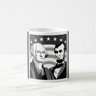 Our Presidents - Morphing Mug