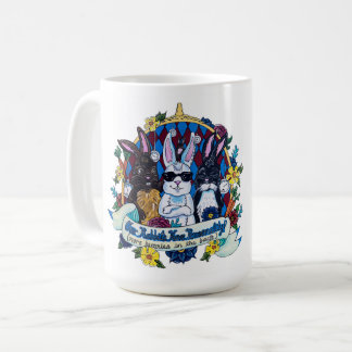 Our Rabbits Have Personality! Coffee Mug