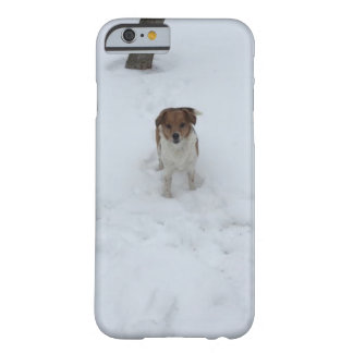 """Our """"Rescue Dog"""" """"Jack Russell""""""""Fox Terrier"""" Mix Barely There iPhone 6 Case"""