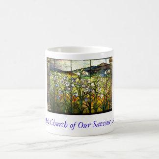 Our Saviour Easter Lily Window Mug
