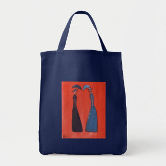 OUR SECRET GROCERY TOTE BAG