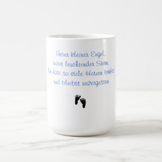Our small angel memory cup