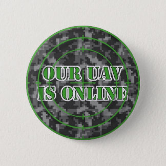"""Our UAV Is Online"" Button"