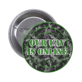 """""""Our UAV Is Online"""" Button"""