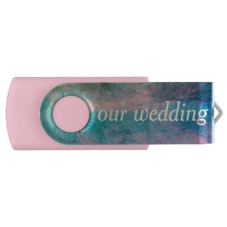 our wedding USB by DAL USB Flash Drive