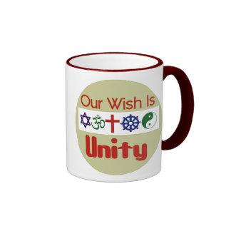 Our Wish UNITY Mug