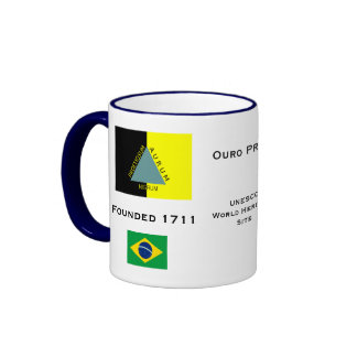 Ouro Preto Brazil Mug
