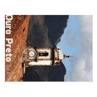 Ouro Preto Postcard