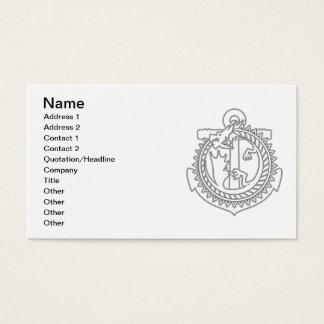 Ouroboros Business Card