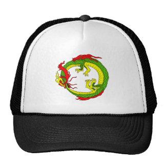 Ouroboros Dragon Cap