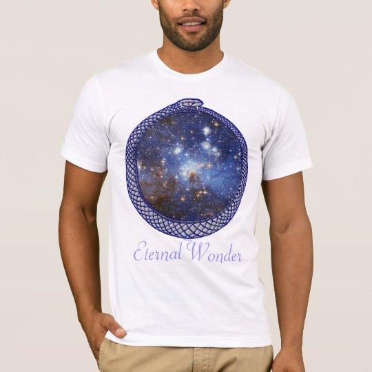 Ouroboros Galaxy - T-Shirt #3