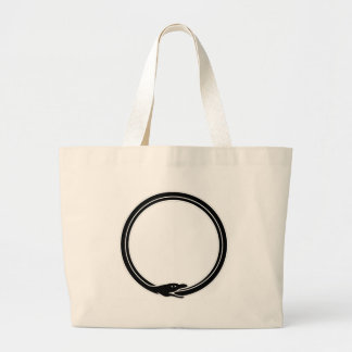 Ouroboros Large Tote Bag