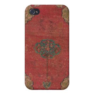 Oushak Rug iPhone 4 Case