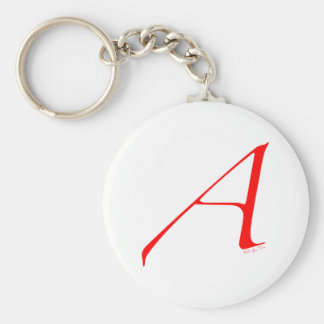 Out and Proud Atheist Key Ring