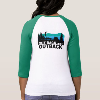 Out Back in my Outback T-Shirt