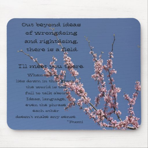 Out Beyond Ideas Mouse Pad