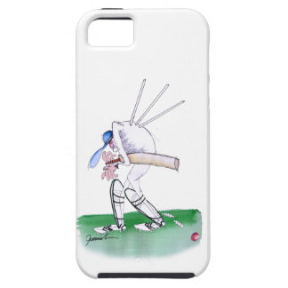 out for a duck - cricket, tony fernandes iPhone 5 cases