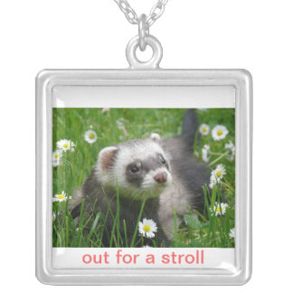 out for a stroll pendants