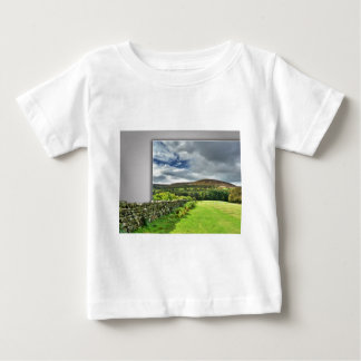 Out of bounds Yorkshire wall Baby T-Shirt