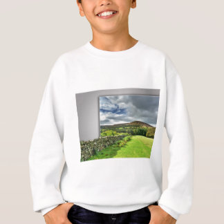 Out of bounds Yorkshire wall Sweatshirt