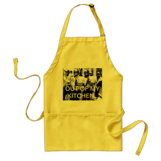 Out of My Kitchen Standard Apron