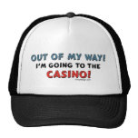 Out of My Way Casino Cap