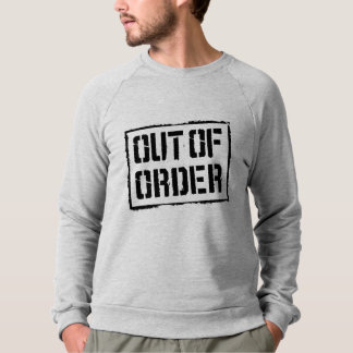 Out of order T-shirt