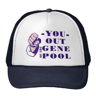 Out of the Gene Pool Hats