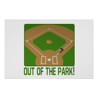 Out Of The Park Poster