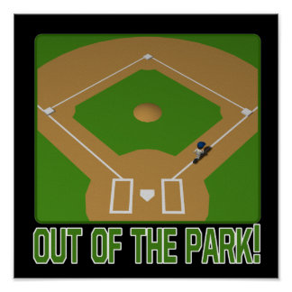 Out Of The Park Print