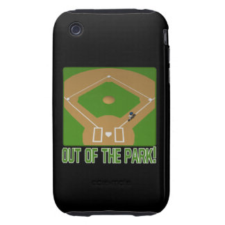 Out Of The Park Tough iPhone 3 Covers