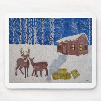 Out Of The Woods Mouse Pad