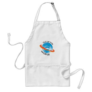 Out Of This Wolrd Standard Apron