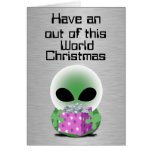Out of this World Christmas Cards