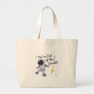 Out Of This World! Jumbo Tote Bag
