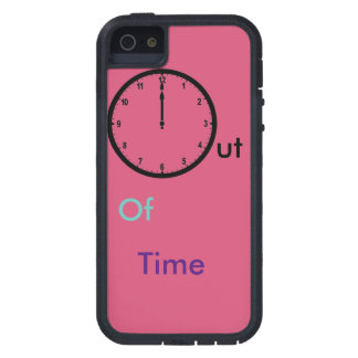 Out of Time Phone Case iPhone 5 Case
