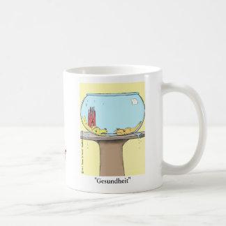 """Out of Water"" Basic White Mug"