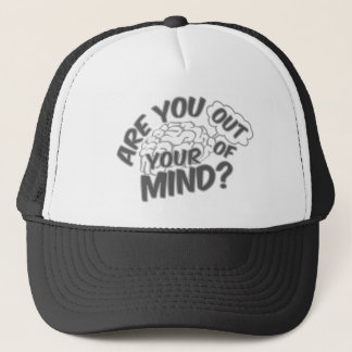 Out of Your Mind hats