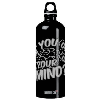 Out of Your Mind Water Bottle