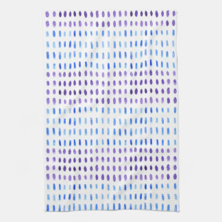 Out & Out Watercolour Tea Towel