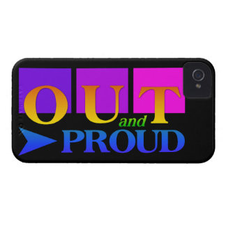 OUT & PROUD Blackberry Bold case