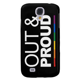 OUT & PROUD SAMSUNG GALAXY S4 COVERS