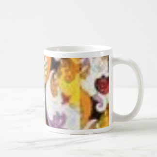 Out Skirts reto poly Coffee Mugs