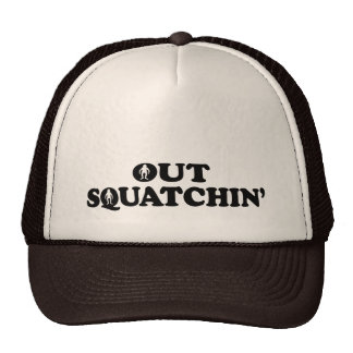 OUT SQUATCHIN - Hat