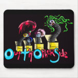Out the Other Side  (Jack in a Box) Mouse Mat