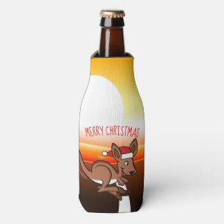 Outback Christmas Bottle Cooler